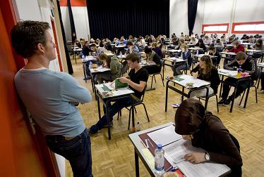Afname Centraal Examen